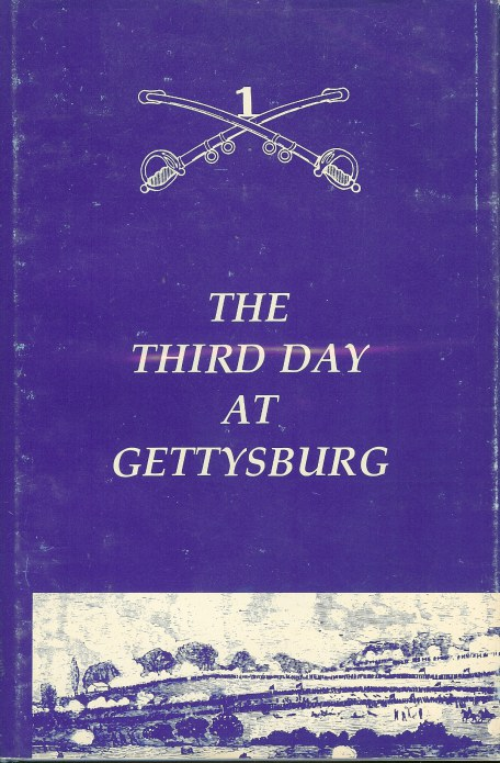 Image for THE THIRD DAY AT GETTYSBURG