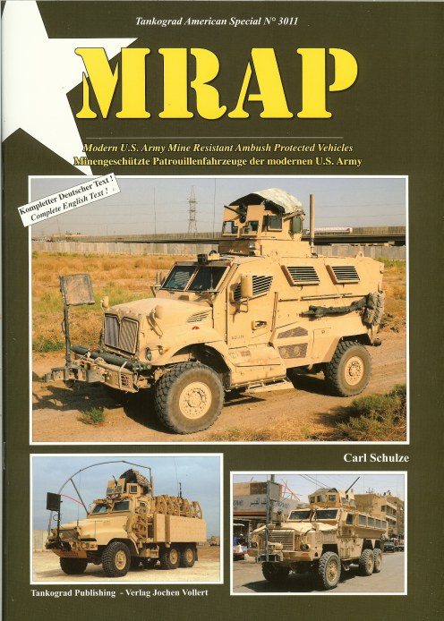 Image for MRAP: MODERN US ARMY MINE RESISTANT AMBUSH PROTECTED VEHICLES