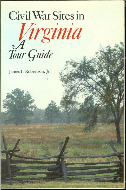 Image for CIVIL WAR SITES IN VIRGINIA: A TOUR GUIDE