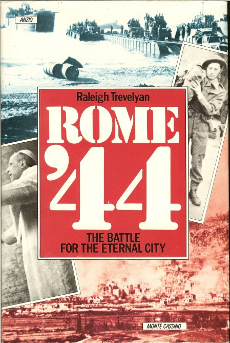 Image for ROME '44: THE BATTLE FOR THE ETERNAL CITY