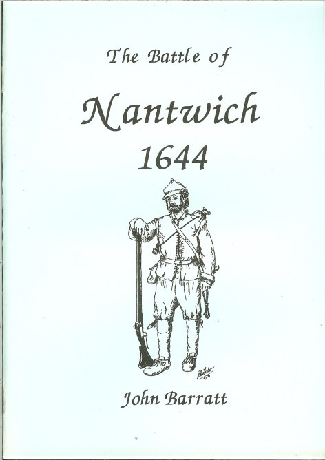 Image for THE BATTLE OF NANTWICH 1644
