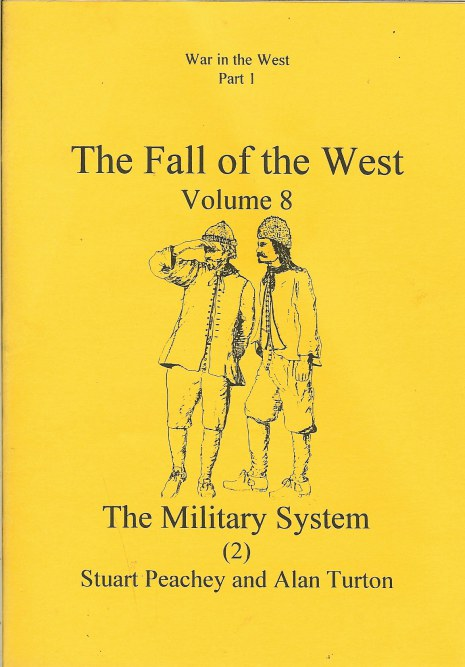 Image for THE FALL OF THE WEST VOL. 8 THE MILITARY SYSTEM PART 2