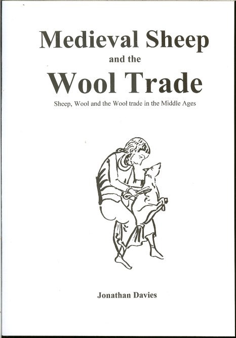 Image for MEDIEVAL SHEEP AND THE WOOL TRADE: SHEEP, WOOL AND THE WOOL TRADE IN THE MIDDLE AGES