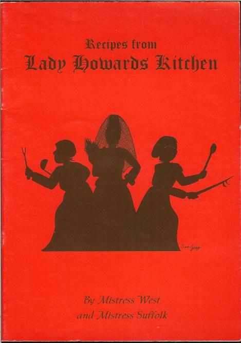 Image for RECIPES FROM LADY HOWARDS KITCHEN