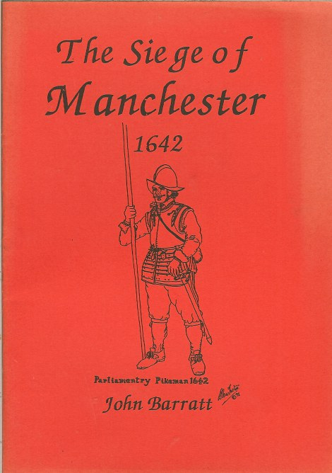 Image for THE SIEGE OF MANCHESTER 1642