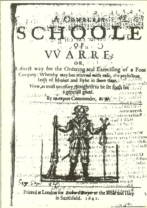 Image for A COMPLEAT SCHOOL OF WARRE (1642)