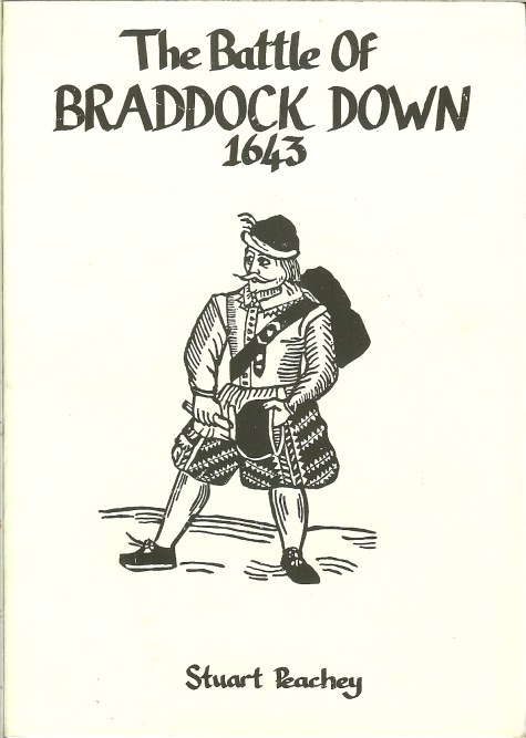 Image for THE BATTLE OF BRADDOCK DOWN, 1643