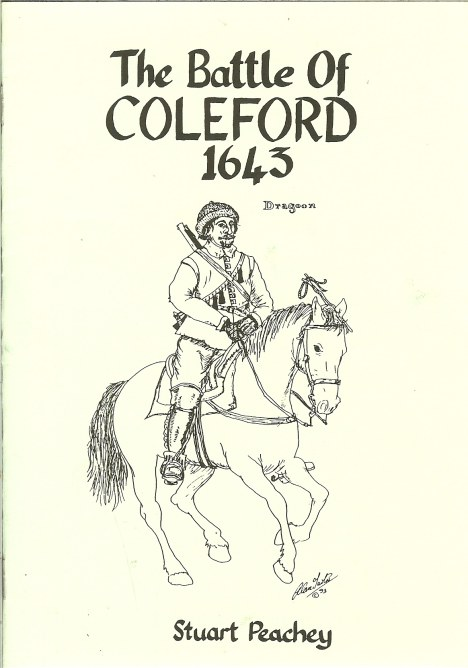 Image for THE BATTLE OF COLEFORD 1643