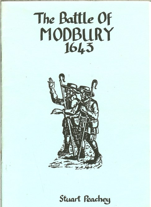 Image for THE BATTLE OF MODBURY 1643