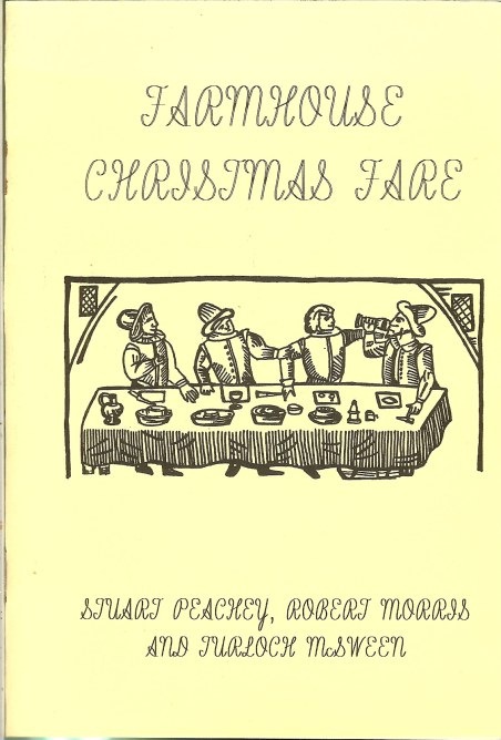 Image for FARMHOUSE CHRISTMAS FARE 1580-1640