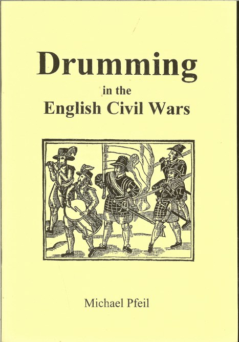 Image for DRUMMING IN THE ENGLISH CIVIL WAR