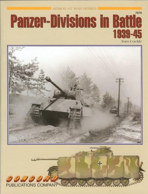 Image for PANZER-DIVISIONS IN BATTLE 1939-45