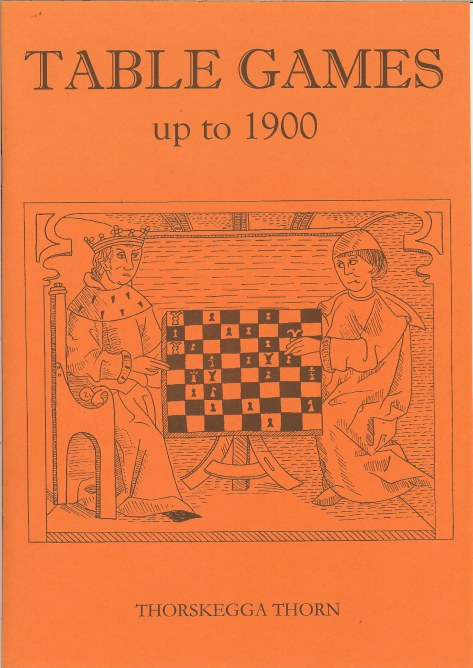 Image for TABLE GAMES UP TO 1900