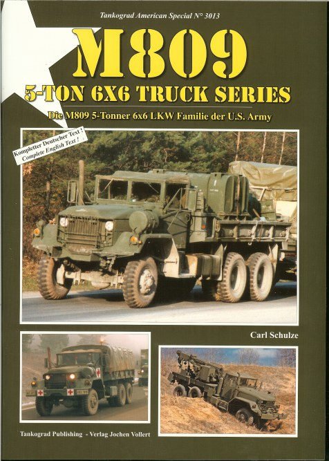 Image for M809: 5-TON 6X6 TRUCK SERIES