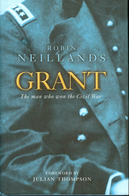 Image for GRANT : THE MAN WHO WON THE CIVIL WAR
