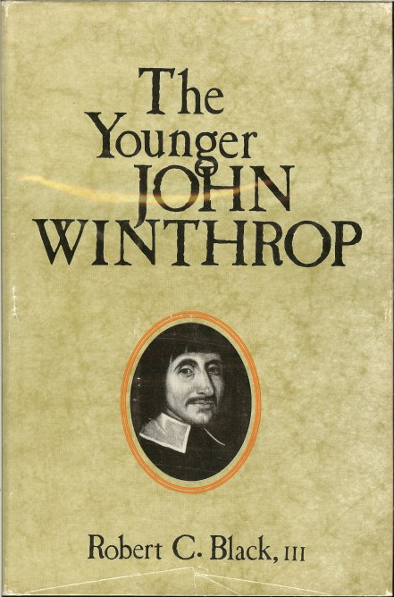 Image for THE YOUNGER JOHN WINTHROP