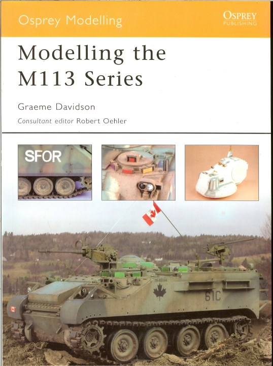Image for OSPREY MODELLING 14: MODELLING THE M113 SERIES