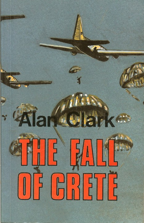 Image for THE FALL OF CRETE