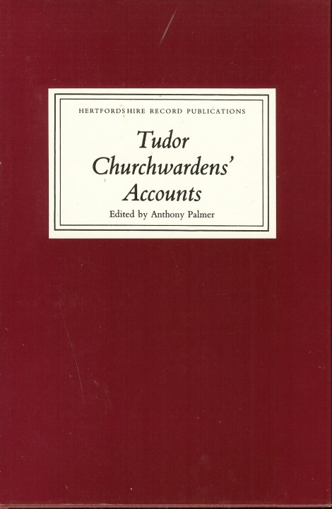 Image for TUDOR CHURCHWARDEN'S ACCOUNTS