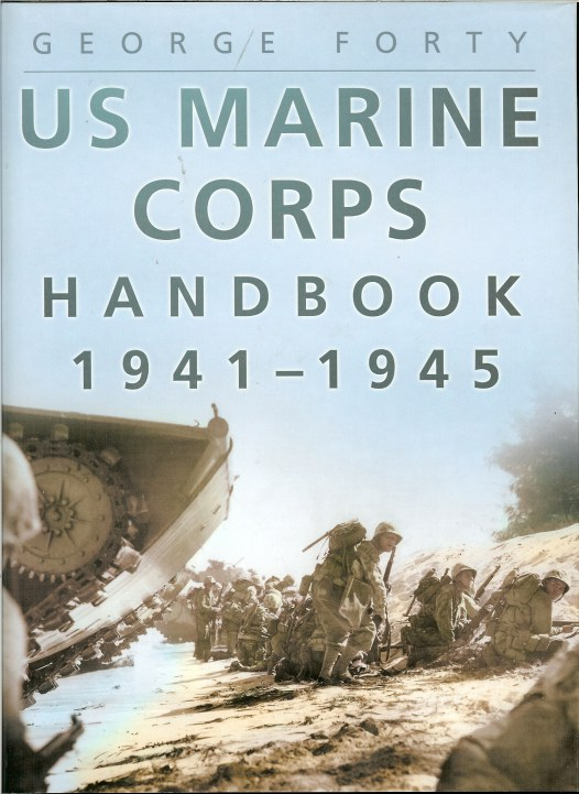 Image for US MARINE CORPS HANDBOOK 1941-1945