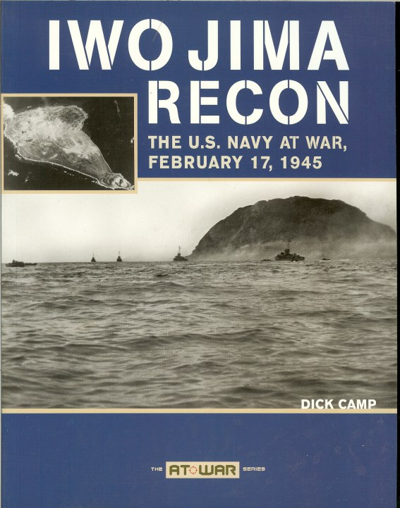 Image for IWO JIMA RECON: THE US NAVY AT WAR, FEBRUARY 17, 1945