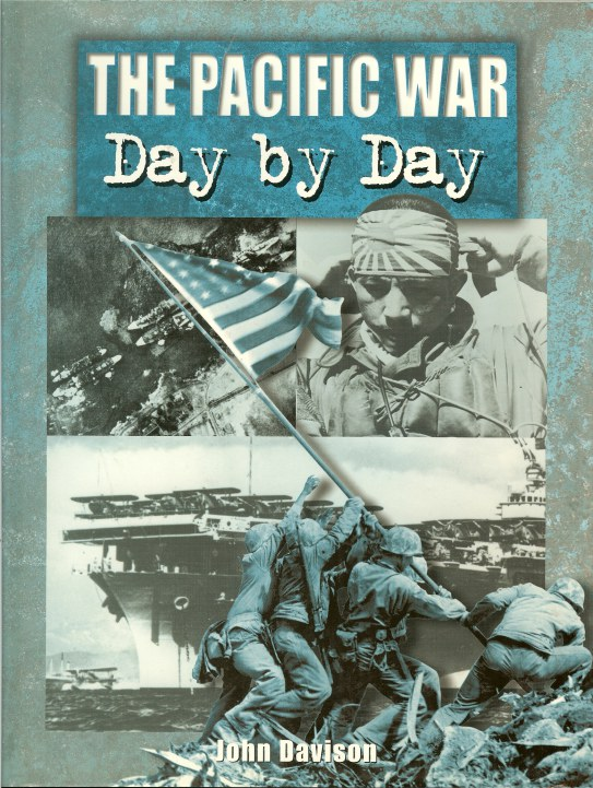 Image for THE PACIFIC WAR DAY BY DAY