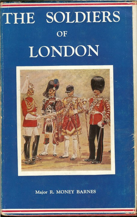 Image for THE SOLDIERS OF LONDON