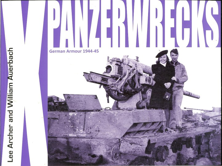Image for PANZERWRECKS X: GERMAN ARMOUR 1944-45