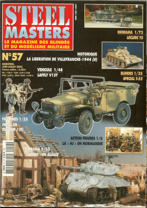 Image for STEEL MASTERS NO.57