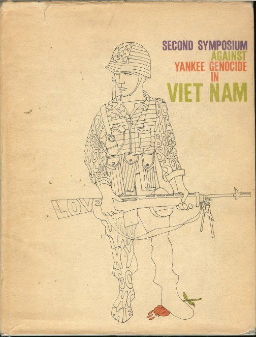 Image for SECOND SYMPOSIUM AGAINST YANKEE GENOCIDE IN VIETNAM