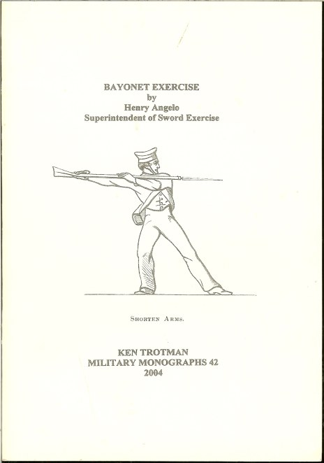 Image for BAYONET EXERCISE (1845)