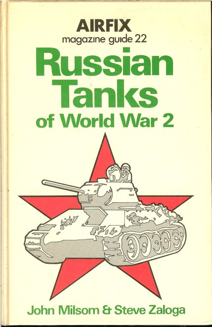 Image for AIRFIX MAGAZINE GUIDE 22: RUSSIAN TANKS OF WORLD WAR 2