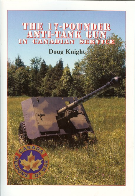 Image for THE 17-POUNDER ANTI-TANK GUN IN CANADIAN SERVICE