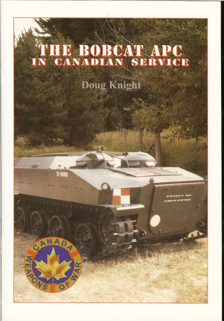 Image for THE BOBCAT APC IN CANADIAN SERVICE