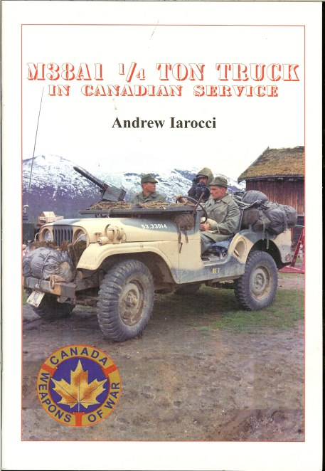 Image for M38A1 1/4 TON TRUCK IN CANADIAN SERVICE