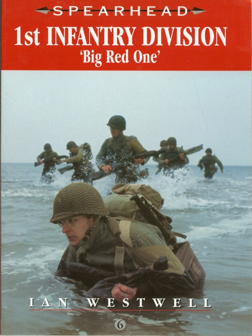 Image for SPEARHEAD 6: 1ST INFANTRY DIVISION 'BIG RED ONE'