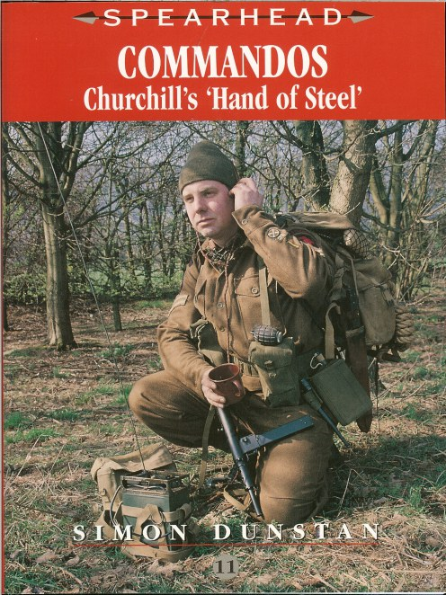 Image for SPEARHEAD 11: COMMANDOS: CHURCHILL'S 'HAND OF STEEL'