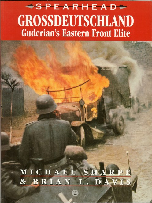 Image for SPEARHEAD 2: GROSSDEUTSCHLAND: GUDERIAN'S EASTERN FRONT ELITE