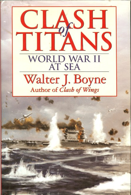 Image for CLASH OF TIITANS: WORLD WAR II AT SEA