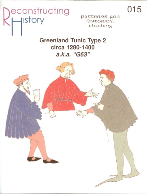 Image for RH015: GREENLAND TUNIC TYPE 2 CIRCA 1280-1400 (AKA 'G63')