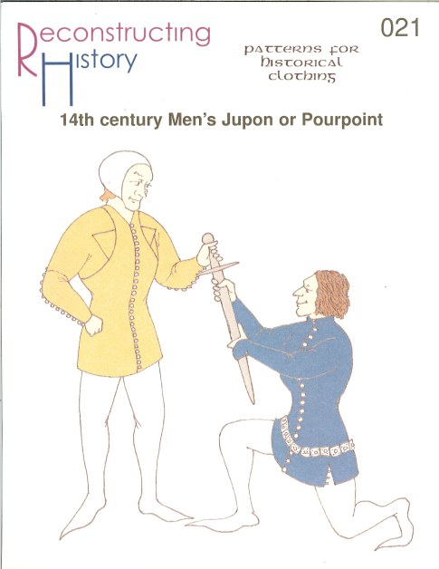 Image for RH021: 14TH CENTURY MEN'S JUPON OR POURPOINT