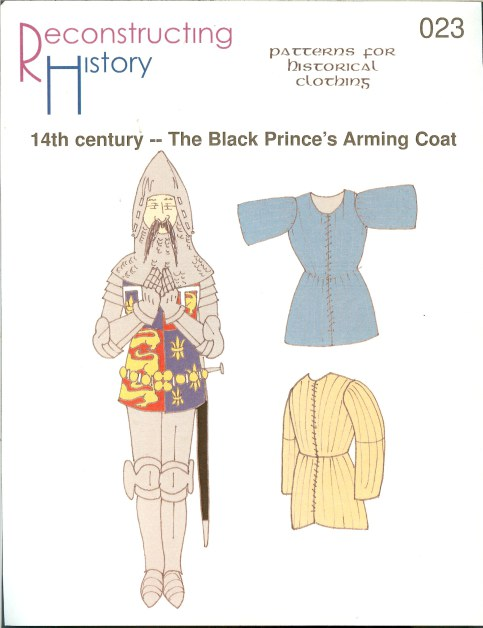 Image for RH023: THE BLACK PRINCE'S ARMING COAT