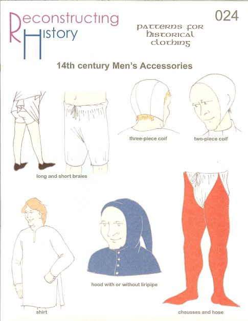 Image for RH024: 14TH CENTURY MEN'S ACCESSORIES