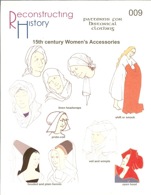 Image for RH009: 15TH CENTURY WOMEN'S ACCESSORIES