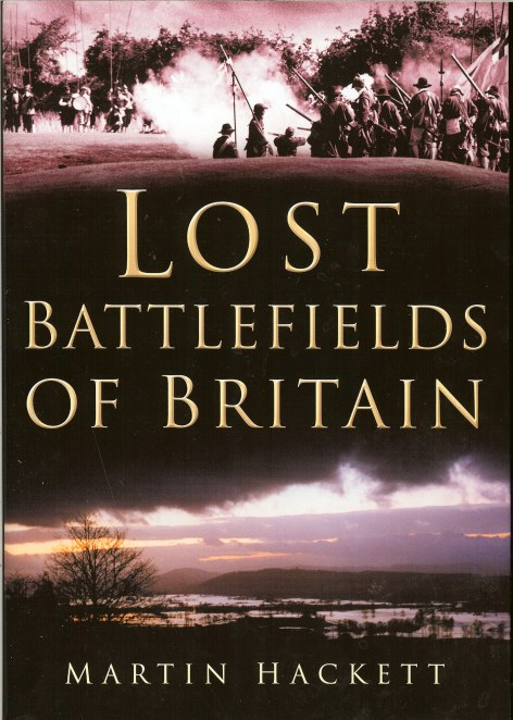 Image for LOST BATTLEFIELDS OF BRITAIN