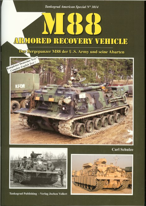 Image for M88 ARMORED RECOVERY VEHICLE