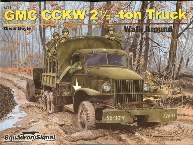 Image for GMC CCKW 2 1/2-TON TRUCK: WALK AROUND
