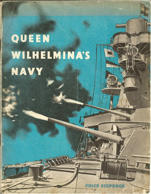 Image for QUEEN WILHELMINA'S NAVY