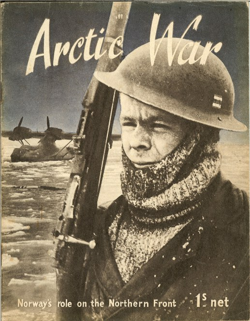 Image for ARCTIC WAR: NORWAY'S ROLE ON THE NORTHERN FRONT