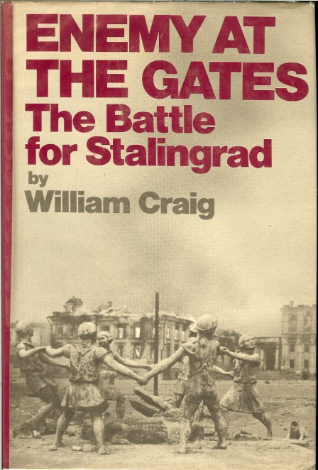 Image for ENEMY AT THE GATES: THE BATTLE FOR STALINGRAD